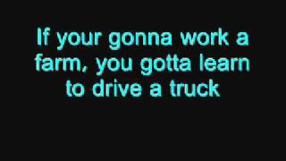 Justin Moore-Back that Thing up
