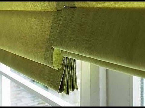 Como hacer cortinas modernas para sala youtube for Como hacer cortinas para sala