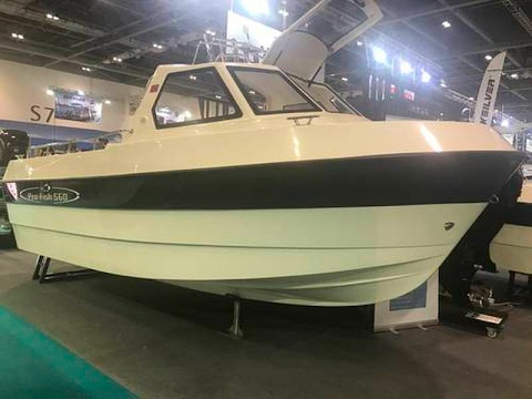 2017 Pro Fish 560 - Warrior 175 - GBP 23,500