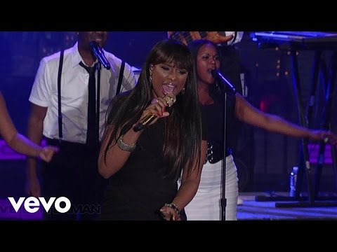 Jennifer Hudson - Feeling Good (Live on Letterman)