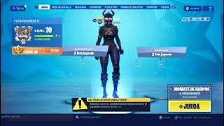 Fortnite Dark Legends Pack