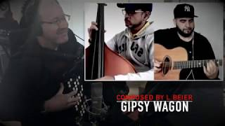 GipsyWagon#FranckoMerhstein-LudovicBeier:OfficialCover