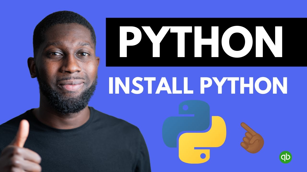 Python Tutorial for Beginners - How to Install Python