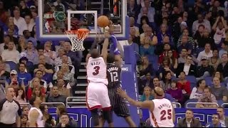 Dwyane Wade - Supreme Shot Blocker