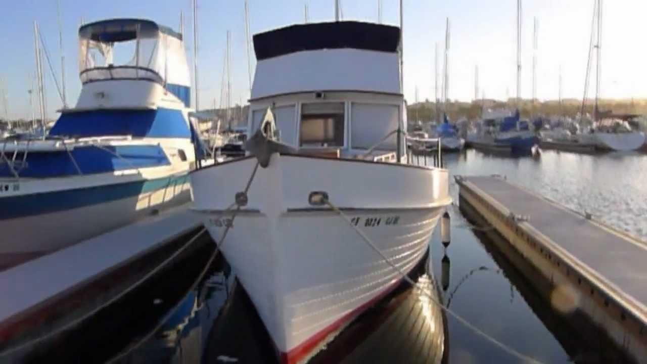1967 Grand Banks 32 Trawler
