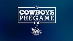 11/4 LIVE Pregame Live - #DALvsNYG | Dallas Cowboys