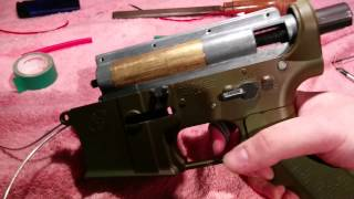 King Arms M4a1 Back In Working Order!