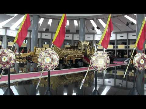 Brunei - Royal Regalia Museum - June 2013