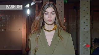 QASIMI Men's/Women's collection Fall 2020 London - Fashion Channel