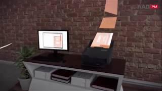 BROTHER PDS-5000, PDS-6000: Обзор профессиональных документ-сканеров для офиса.