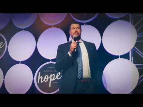 Ryan Leaf - 2018 Fairbanks Circle of Hope Dinner - YouTube