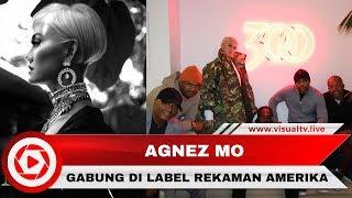 Agnez Mo Resmi Bergabung dengan Label Rekaman AS, 300 Entertainment