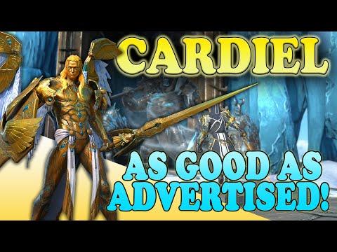 Cardiel - as good as advertised! | Raid Shadow Legends