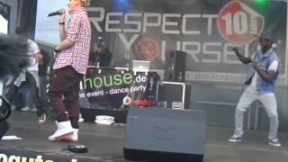 Daniele Negroni - Hold on my heart und Perfect Misfit - Respect Yourself Donaueschingen