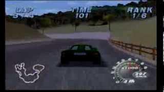 Automobili Lamborghini (N64) - Arcade Pro Series - 8:18.22