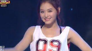 Rainbow - Sunshine, 레인보우 - 선샤인, Show Champion 20130612
