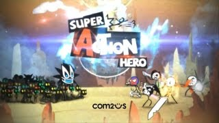Official Super Action Hero Launch Trailer