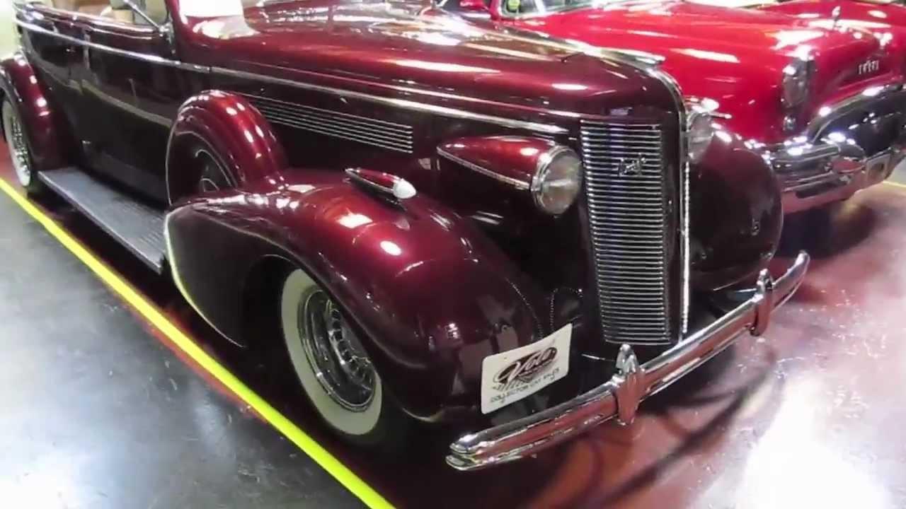1937 Buick Roadmaster Convertible Youtube