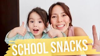 Snacks for School Favorite CHEESE Sandwich Andi Manzano Reyes