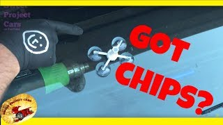 How To Repair A CHIPPED Windshield in Minutes :)