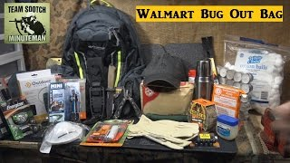 DIY Walmart Premium Bug Out Bag(Sensible Prepper Presents: DYI Walmart Items Bug Out Bag/ Get Home Bag. Having built a super cheap Walmart B.O.B. we decided to put together a higher end ..., 2016-01-19T15:00:26.000Z)