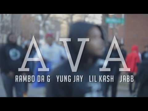 Rambo Da G feat. Yung Jay, Lil Kash & JABB - AVA (Official Music Video)