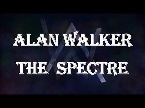 Alan Walker - The Spectre Lirik