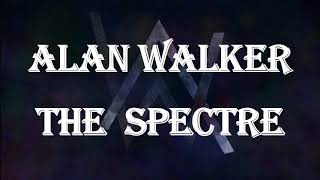 Gambar cover Alan Walker - The Spectre Lirik