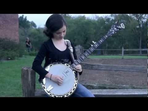 Willow Osborne - Foggy Mountain Breakdown