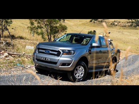 New Car: 2017 Ford Ranger XLS Special Edition review