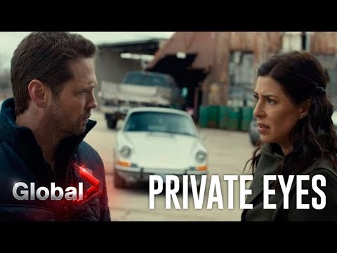 Private Eyes Spring Premiere Sneak Preview | Global TV