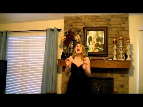 Jessie Heart - Chicago Audition - Roxy