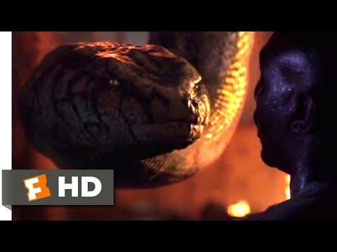 Anacondas 2 (2004) - Eaten Alive Scene (4/10) | Movieclips