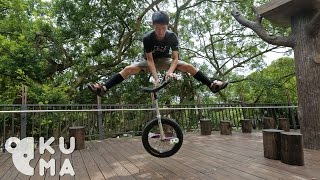 Freestyle Trials Unicycling - Taiwan 台灣