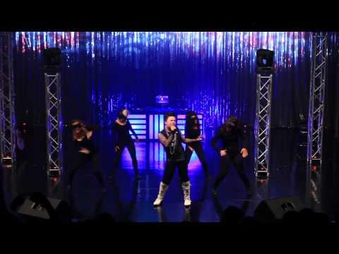 Sir Castanon  Shadow Dancing Live @ World's of Fun w Cody Simpson