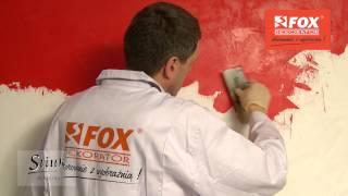 Stiuk Klasyczny - Fox Dekorator - film instruktażowy