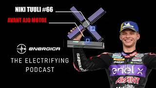 The Electrifying Podcast vol 11 - with Niki Tuuli