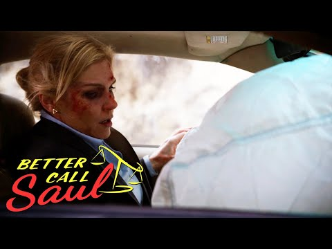 Kim Crashes Her Car   Fall   Better Call Saul