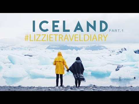 ICELAND #LIZZIESTRAVELDIARY