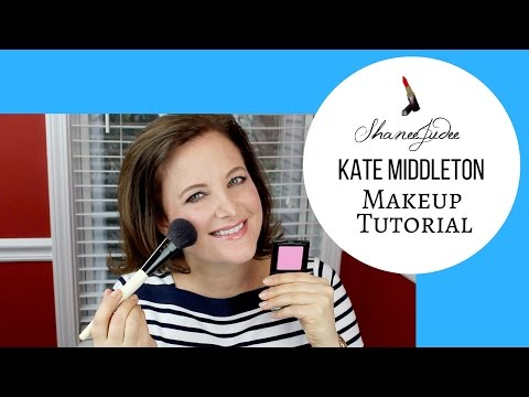 KATE MIDDLETON MAKEUP TUTORIAL | BOBBI BROWN MAKEUP | ShaneeJudee
