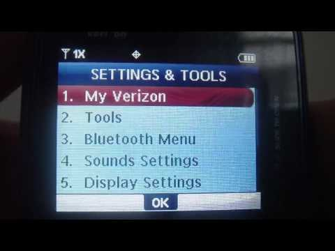 Verizon Wireless Blitz Cell telephone Evaluate thumbnail
