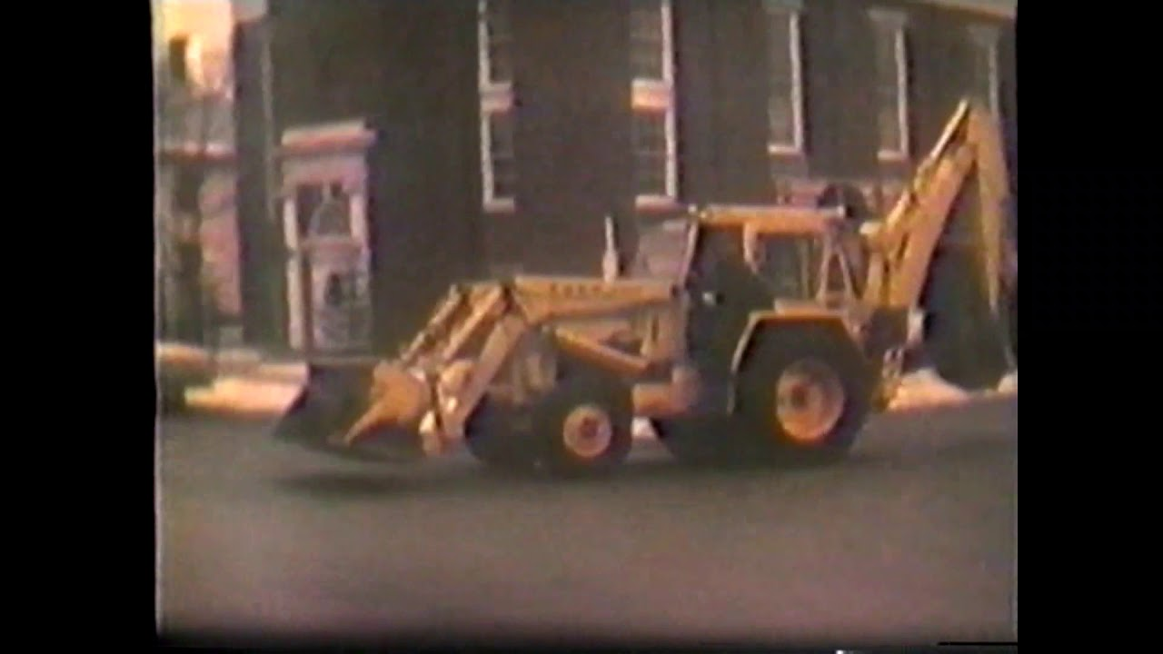 B.V. Home Movies - Champlain Flood