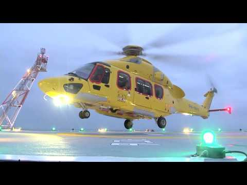 Airbus Heli Expo H175 &  H160  Bristow Aircraft Group