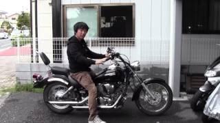 ヤマハ:ドラッグスター250:参考動画 ドラスタ 検索動画 15
