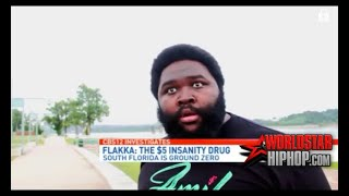 Husband Explains Catching His Wife & Her Boyfriend In Bed On flakka Drugs They Looked Like Cat D