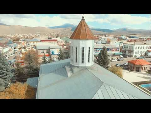 Ахалкалаки Армянская церковь Сурб Хач (Святой Крест)
