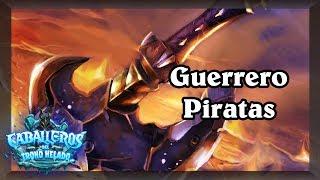 ¿Funciona Piratas tras el nerfeo? [Hearthstone]