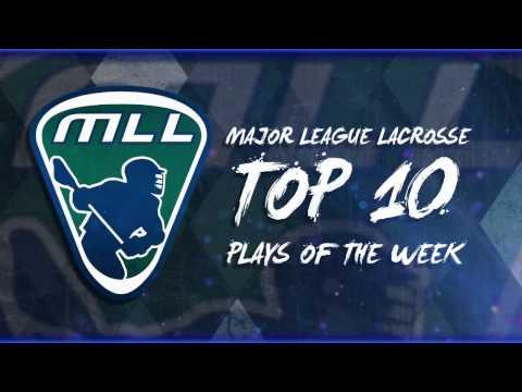 2017 Week 1 MLL Top 10 Plays
