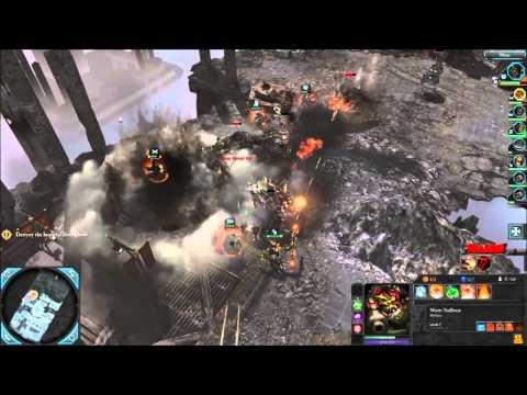Warhammer 40k dawn of war 2 retribution Orks RS21 P141 |