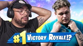 * NEW * ESKO GIVES FREE VIDEO CLIP AS WE WIN-QUCEE PLAYS FORTNITE